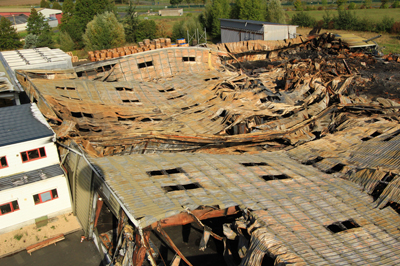 Polyexpert incendie Chene de France Avoine 6 octobre 2010_05 copie